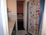 Jack and Jill bathroom between bedrooms 2 & 3